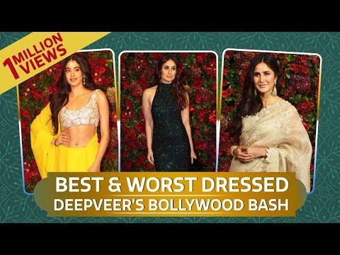 Kareena Kapoor, Anushka Sharma: Best and Worst Dressed at DeepVeer's Wedding Reception