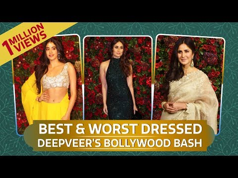 Kareena Kapoor, Anushka Sharma: Best and Worst Dressed at DeepVeer's Wedding Reception Mp3