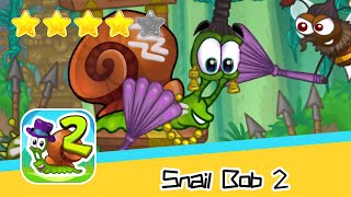 Snail Bob 2 Island Story 30 Walkthrough Play levels and build areas! Recommend index four stars