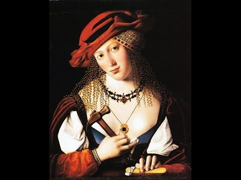 "Historical Paintings By Italian High Renaissance Painter ""Bartolomeo Veneto"" (1502-1555)"