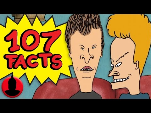 107 Beavis and Butt-Head Facts YOU Should Know - Cartoon Hangover