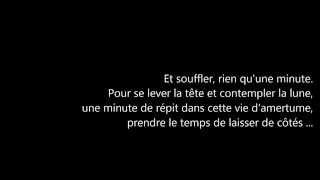 Volodia - Une minute de silence (Lyrics)