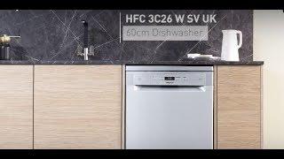 Hotpoint HFC 3C26 W SV UK 60cm Dishwasher