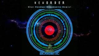 New Order - Blue Monday (Biogenetic Remix)