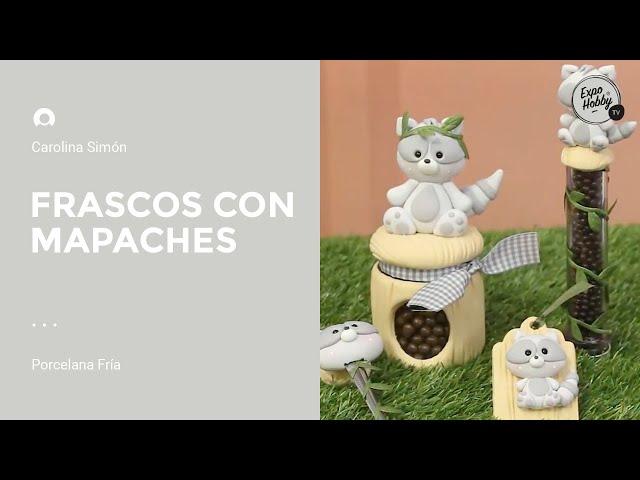Expohobby TV (T04 - E37) Carolina Simón - Porcelana fría