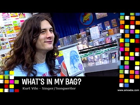 Kurt Vile - What's In My Bag?