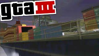 GTA 3 #8 - EXPLODINDO NAVIO E NOVA PARTE DA CIDADE