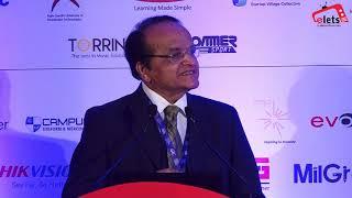 13th WES, Mumbai: Inaugural Session - Prof V N Rajasekharan Pillai, Provost Somaiya Vidyavihar...