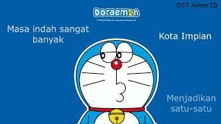 Lagu pembuka dan Lagu Penutup Doraemon jadul Versi Indonesia (Lirik HD)