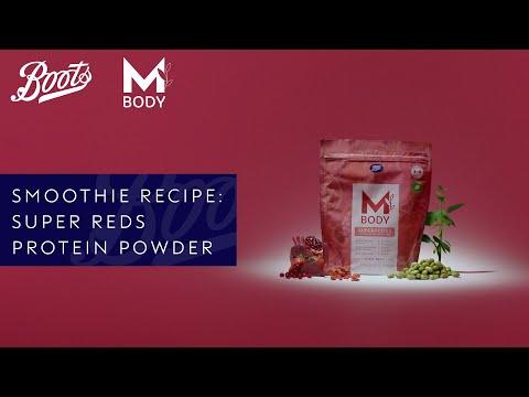 MBODY Super Reds smoothie recipe