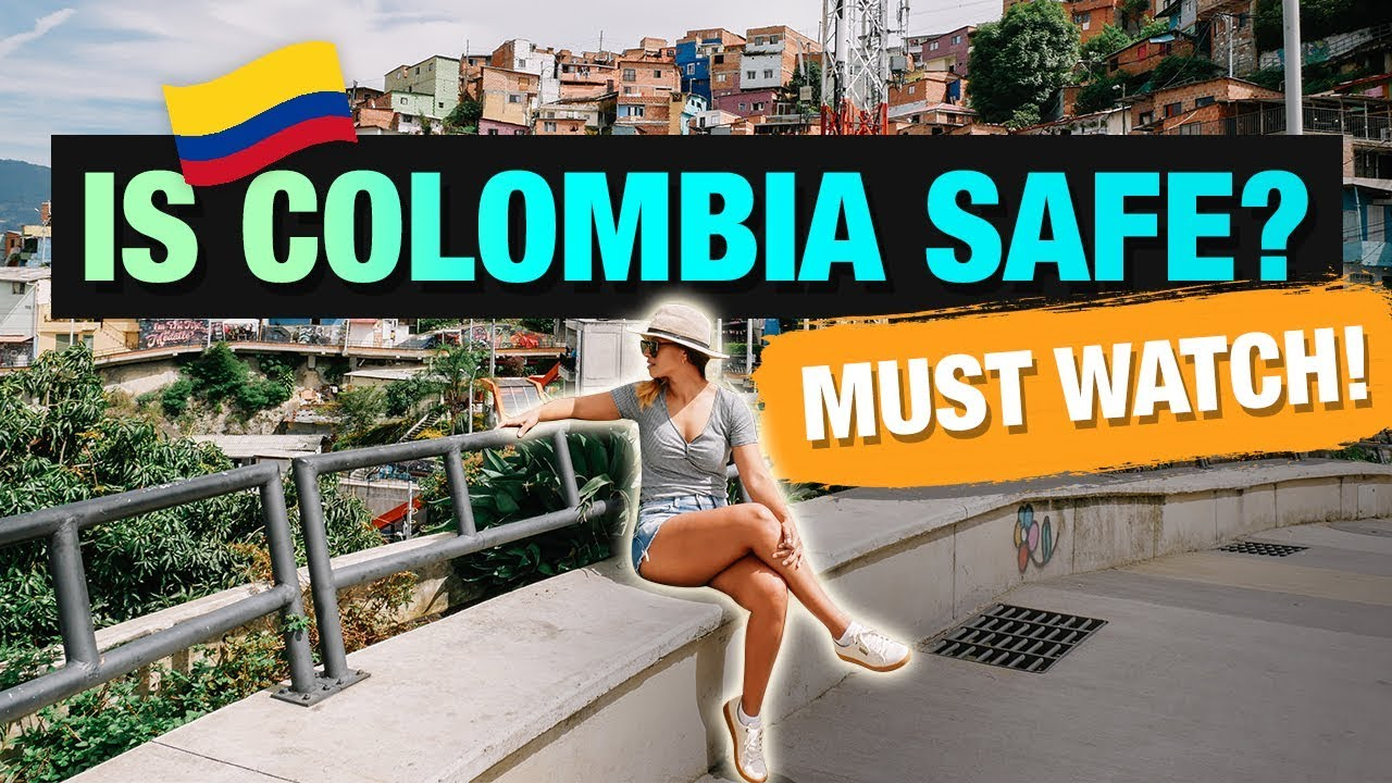 ????????Is Colombia Safe? Must Watch This Before Traveling | Marissa Romero