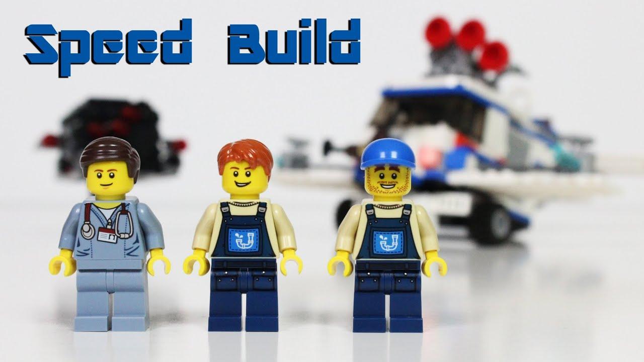 Lego Movie The Flying Flusher 70811 Speed Build Youtube