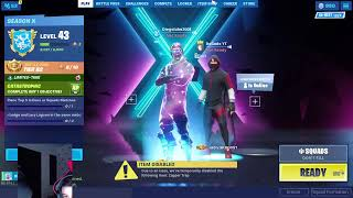 fortnite battle royale collabing with ItsGodx use support a creator code TRG-Raging-COD