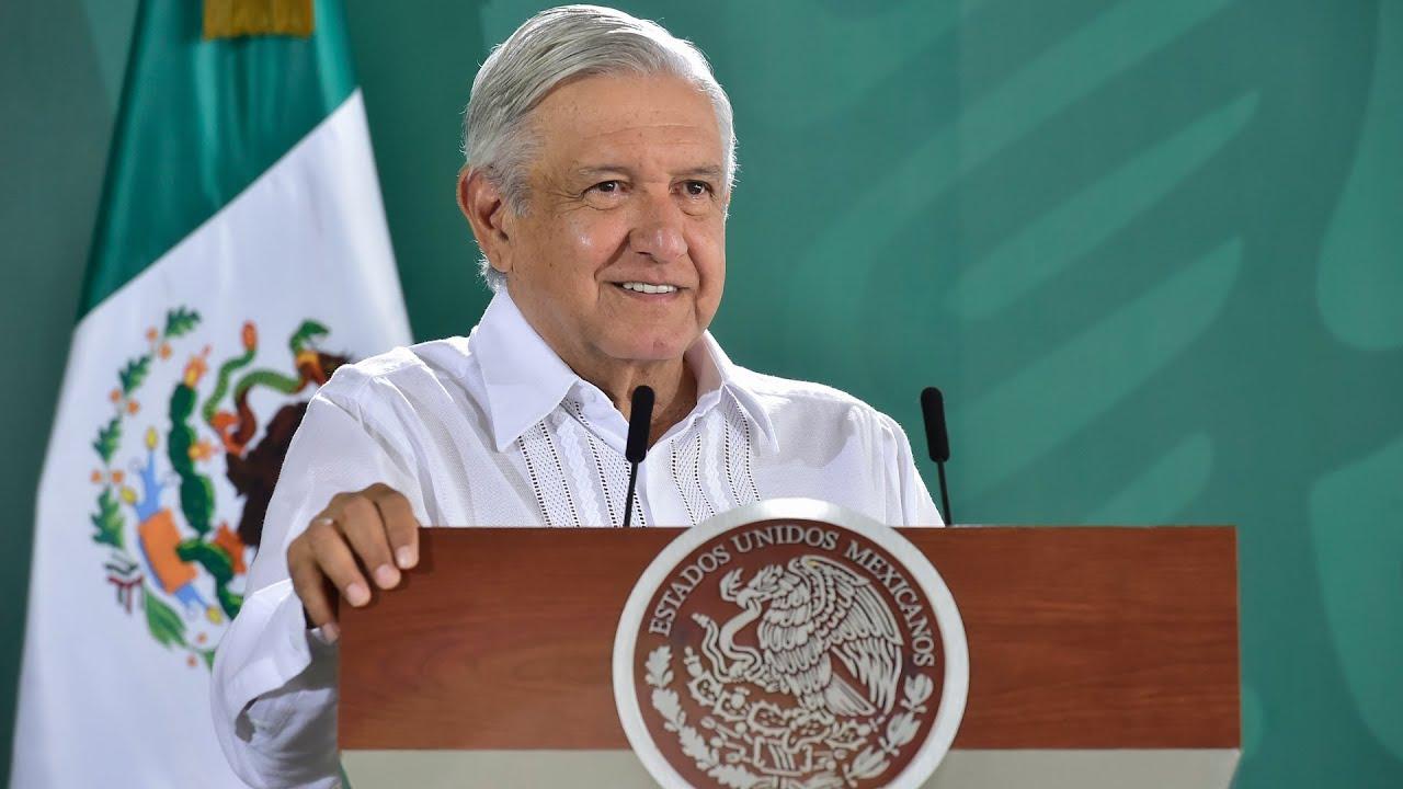 65% de hogares en Sinaloa reciben programas de bienestar. Conferencia presidente AMLO