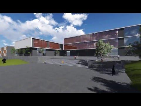 Proyecto - Entrada Universidad Nacional de Jaén