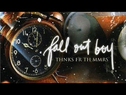 Fall Out Boy Infinity On High Booklet