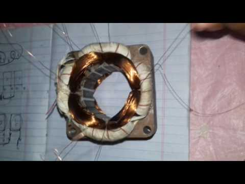 table fan winding connection - YouTubeYouTube
