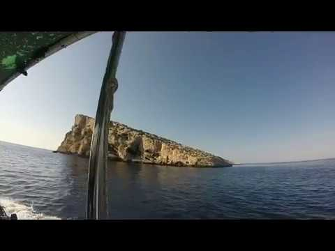 Diving Benidorm Island with Ali Sub