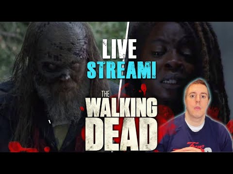 The Walking Dead Season 10 Post Episode 12 Live Stream - Beta's Reaction & Michonne's Exit!