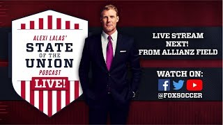 ALEXI LALAS' STATE OF THE UNION PODCAST — LIVE