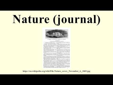 Nature (journal)