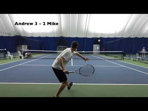 How To Play A TENNIS TIE BREAK | Where To Serve And How To Keep Score (gameplay)(2018)