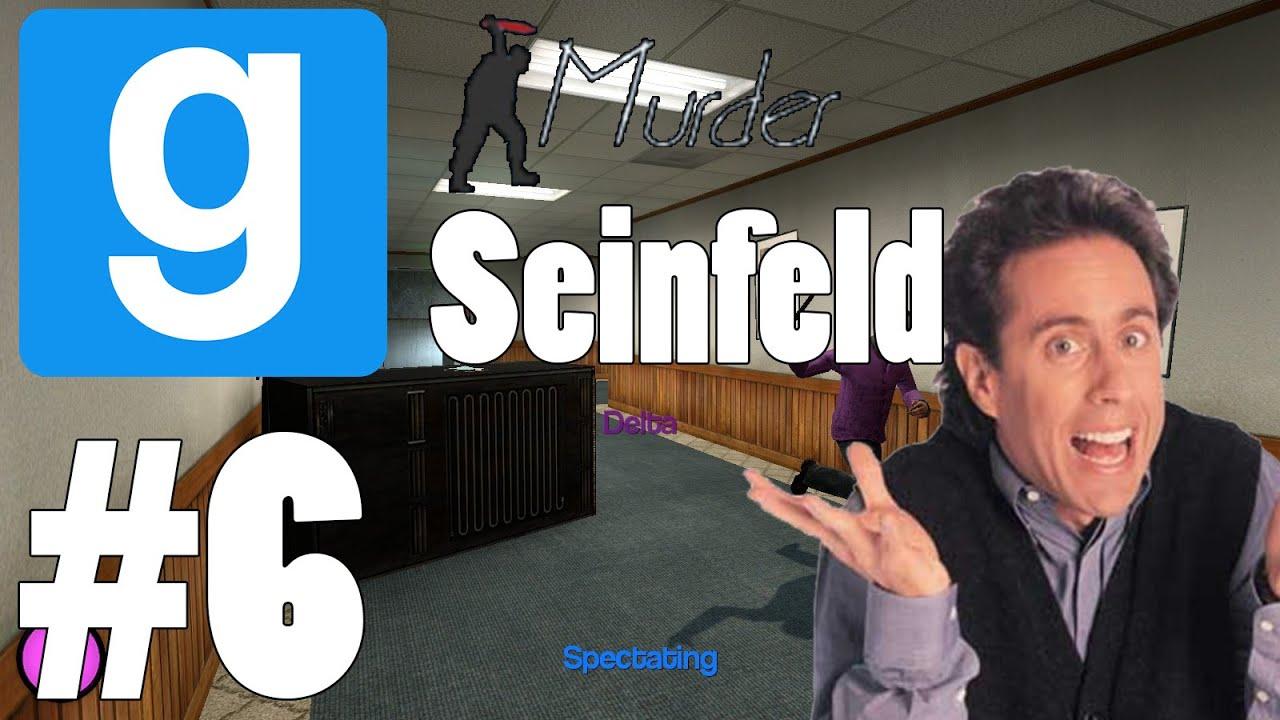 GMOD: Murder - #6 - Seinfeld