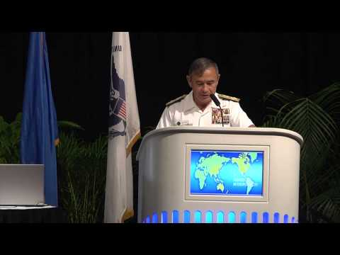 Adm. Harris TechNet Asia-Pacific 2014 Keynote Highlights