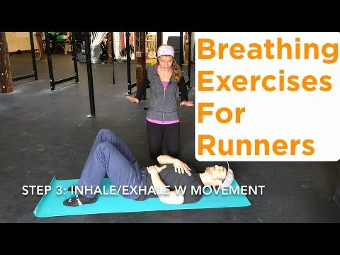 breathing exercises for running video