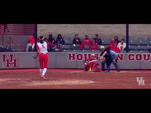 Houston Softball vs. Tulsa (4/20/18)