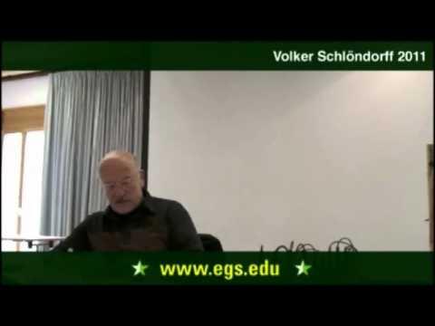 Volker Schlöndorff. Homo Faber/Voyager. 2011
