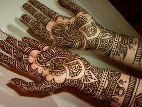 Mehendi Hearts ♡ - The Henna Realm - YouTube