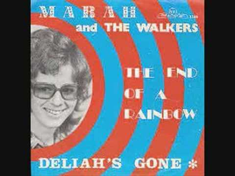 Marah and the Walkers - The end of a rainbow  (1972)