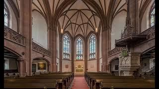 """J.S. Bach Kantate BWV 33 """"Allein zu dir Herr Jesu Christ"""""""