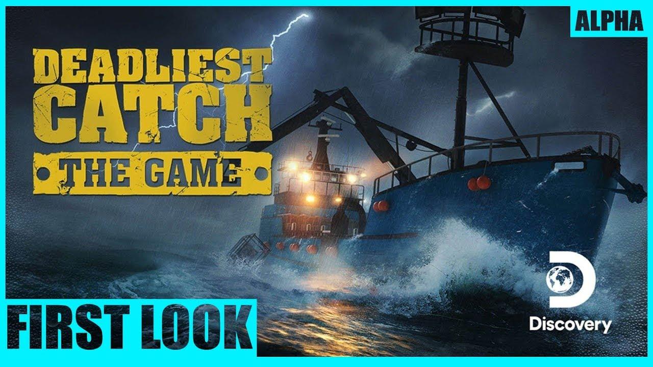 Deadliest Catch New Season 2020.Deadliest Catch The Game First Look Deadliest Catch Is It Any Good Deadliest Catch Gameplay
