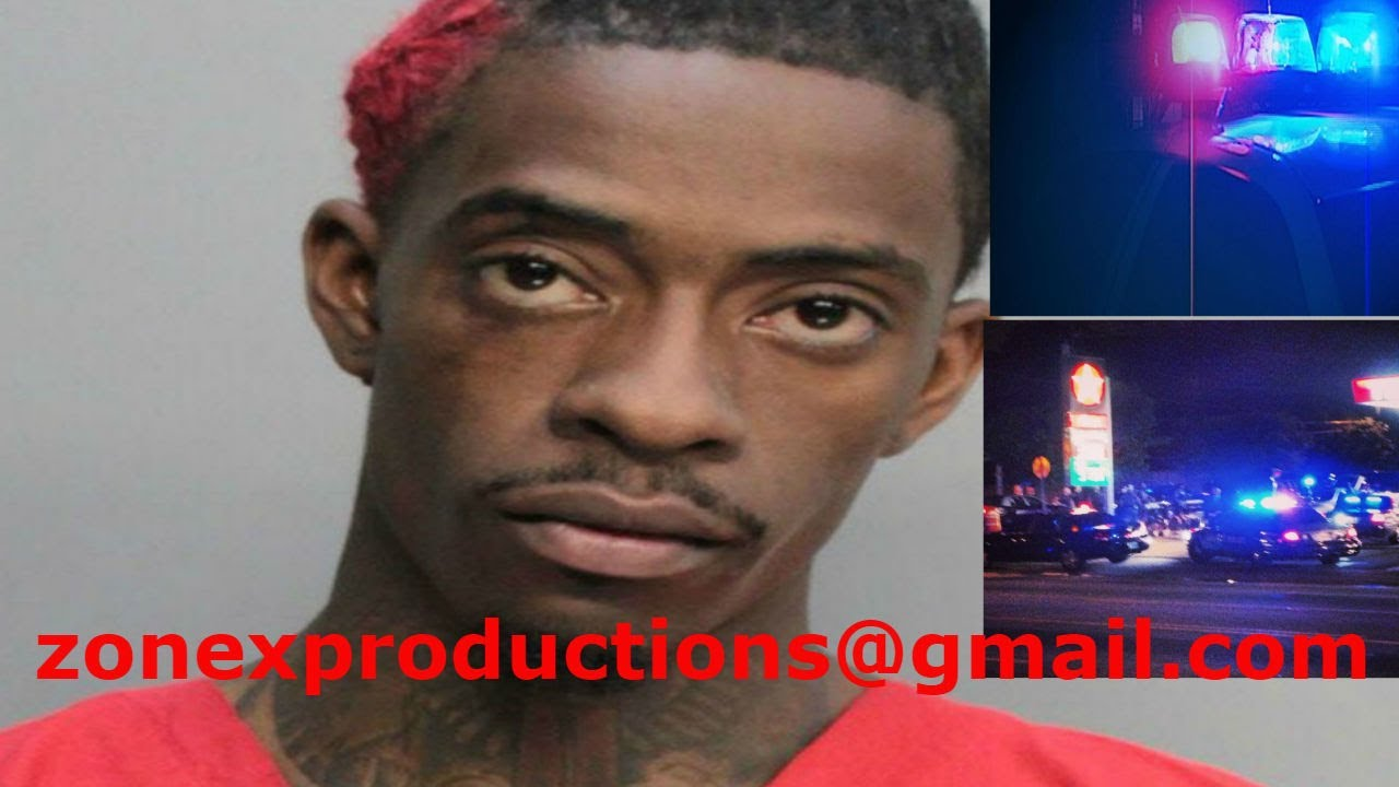 rich homie quan arrested on stolen machine guns& drug charges in