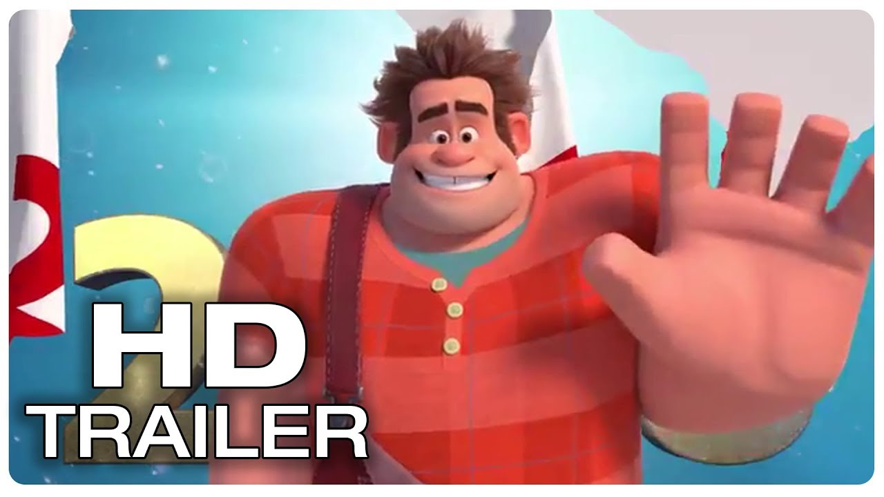 WRECK-IT RALPH 2 Trailer Teaser #1 (2018) Disney Animated ...