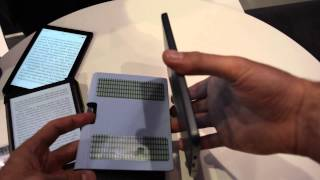 Pocketbook Sense Hands-On @ IFA 2014
