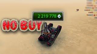 Tanki Online 2.000.000 MILLION CRYSTALS (NO BUY) [PART 01] Танки Онлайн