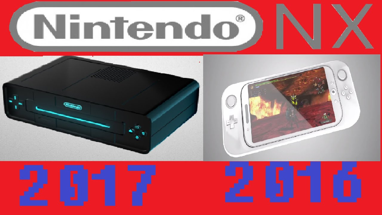 Rumor Nintendo Nx Handheld Coming In 2016 Home Console In