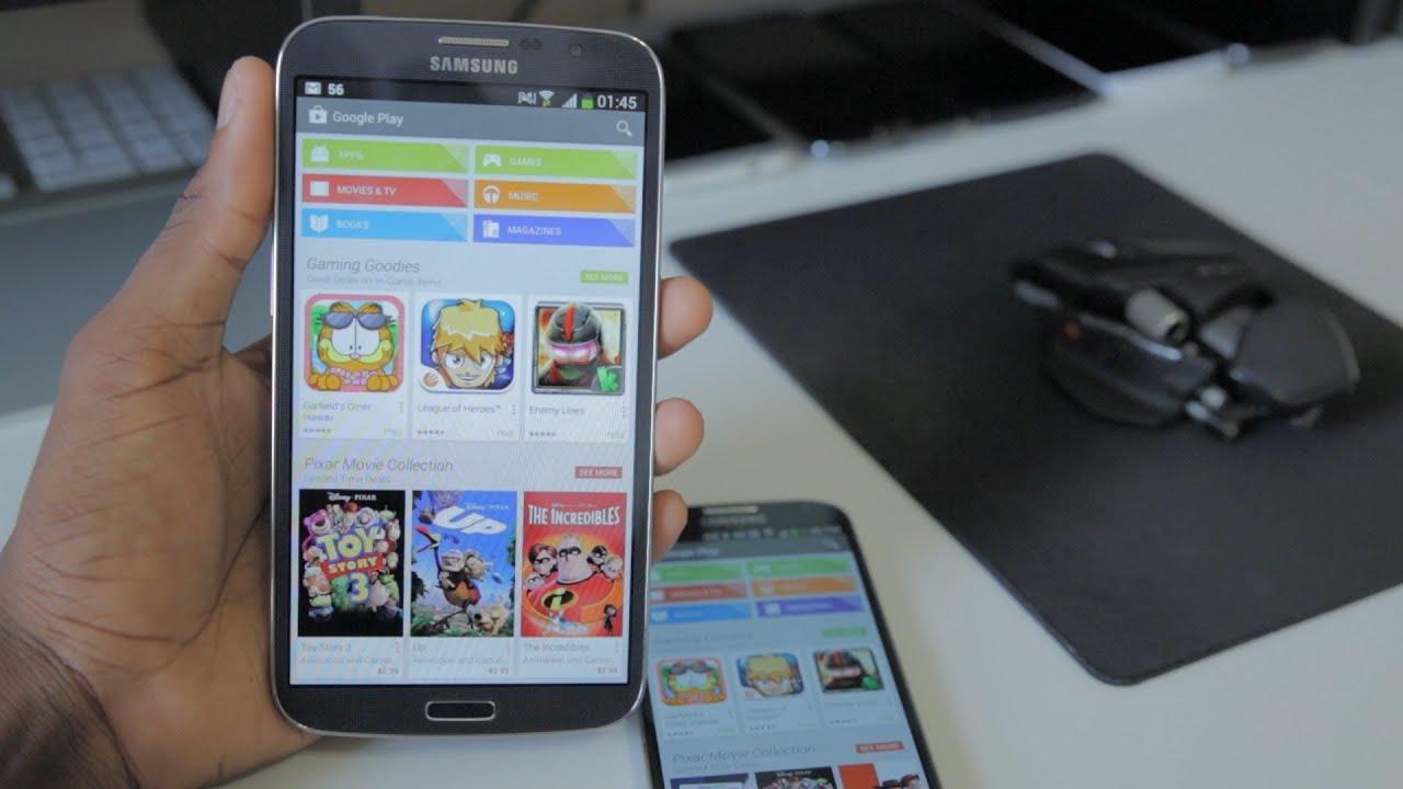 Samsung Galaxy Mega Review!