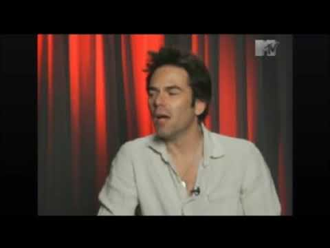 Billy Burke ( 2009 ) MTV Interview, Talking, Twilight, Luster, And Music