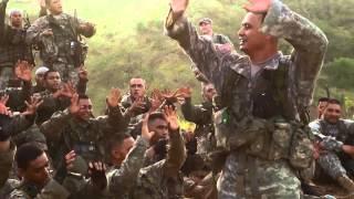 BK12 100th BN 442nd Regiment Samoa (Presented By Ron Eggleton)