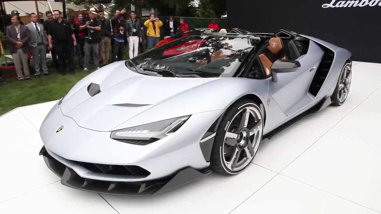 Lamborghini New Model Launched What A Super Car Youtube
