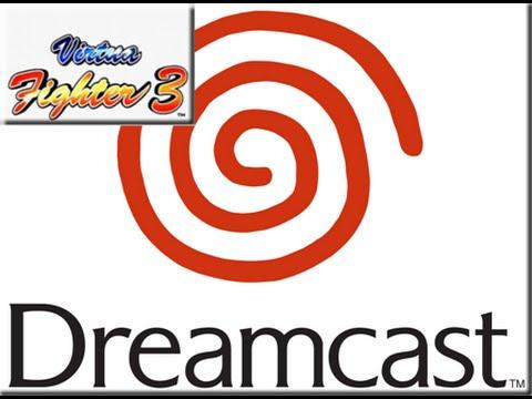 Обзор игрового софта: Эмулятор Sega Dreamcast + немного геймплея в Virtua Fighter 3