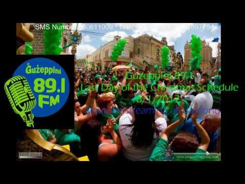 Guzeppini 89.1 - Closing Day Live Stream