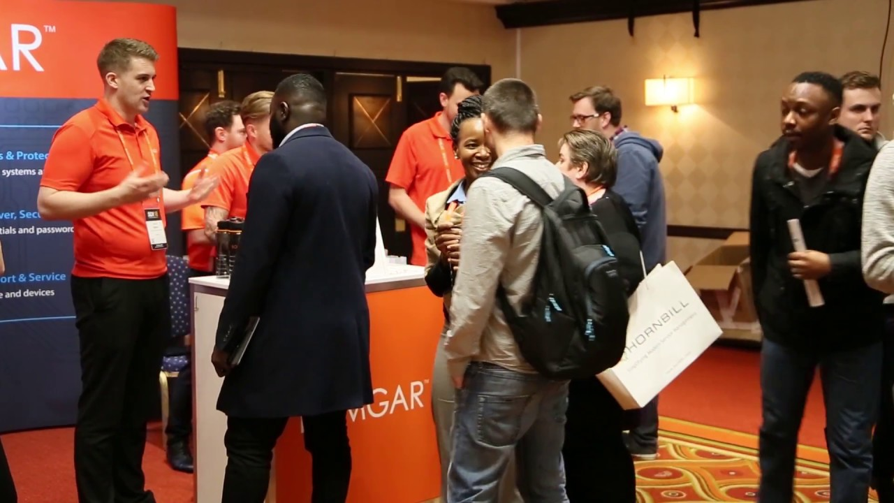SDI18 - The Conference For Service Desk Leaders Highlights