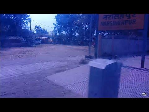 Konkan Railway - Jabalpur Coimbatore Express waiting at