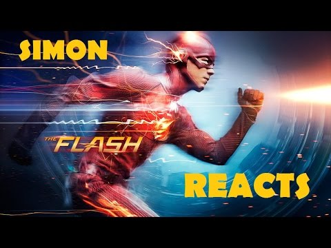 The Flash - Se1 Ep15 - Out of Time - Reaction