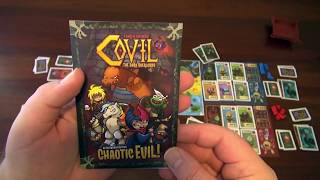 00 - Setup (No Gameplay) - Covil: The Dark Overlords (4 Handed Solo)